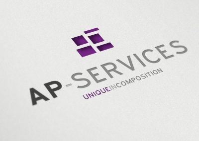 Huisstijl AP-services